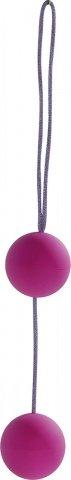 Вагинальные шарики candy balls lux purple t4l-00801369