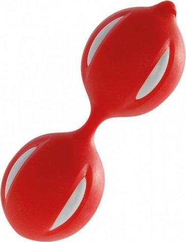 Вагинальные шарики candy balls cherry red t4l-00800248