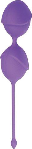 Вагинальные шарики Delight pussy lichee фиолетовый T4L--801769
