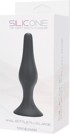 Анальная пробка anal bottle plug большая t4l-700911, фото 2