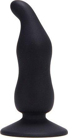 Анальный стимулятор bottom cap черный t4l-700919