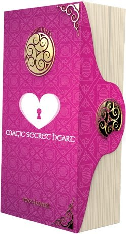 вибратор magic tales secret heart t4l-903456 21 см, фото 5