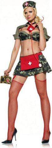 Медсестра в армии( )