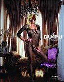 Бесшовный комбинезон со шнуровкой на груди - Секс шоп Мир Оргазма