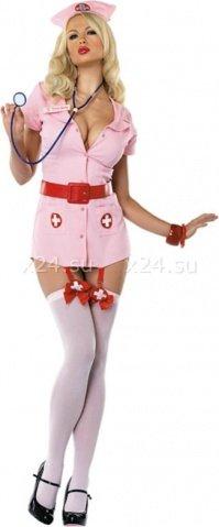 Похотливая медсестра