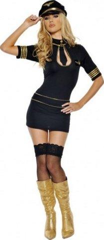 Стюардесса первого класса, фото 3