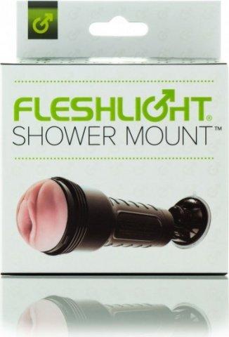 Универсальный фиксатор Fleshlight для вертикальной поверхности Shower Mount, фото 4