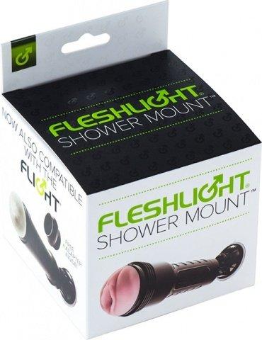 Универсальный фиксатор Fleshlight для вертикальной поверхности Shower Mount, фото 6