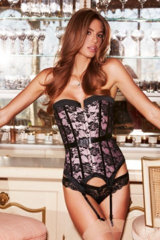 ������ Satin and ace Corset, �������, �-�, ���� 2