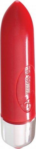 Вибропулька, красная, 16 х79 мм