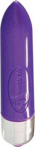 Вибропулька, фиолетовая, 16 х79 мм