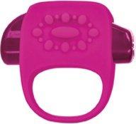 Вибратор-мини Key by Jopen - Halo - Raspberry Pink розовый, фото 3