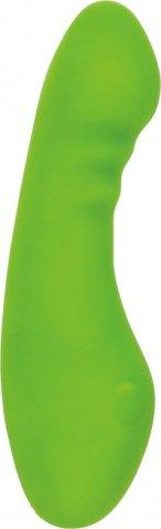 Мини-вибромассажер l2.5 lust by jopen перезаряжаемый зеленый