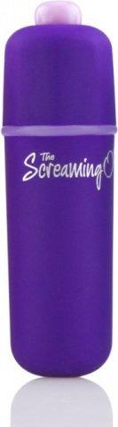 Фиолетовая бархатистая вибропулька, фото 3