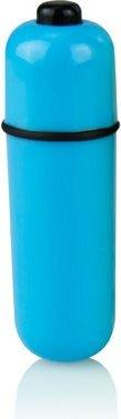 Синяя вибропуля Color pop, фото 2