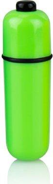 Зеленая вибропуля Color pop, фото 2