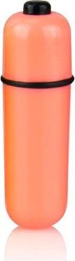 Оранжевая вибропуля Color pop, фото 2