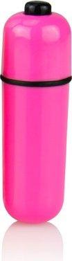 Розовая вибропуля Color pop, фото 2