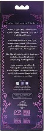 Волшебный вибратор black magic, фото 2