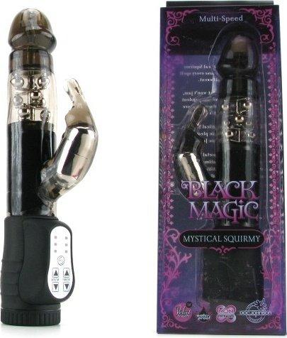 Волшебный вибратор black magic, фото 3