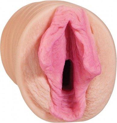 Мастурбатор с копией половых губ kimberly kane