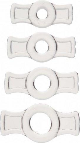 Набор колец эрекционных (прозрачный)3 шт, фото 3
