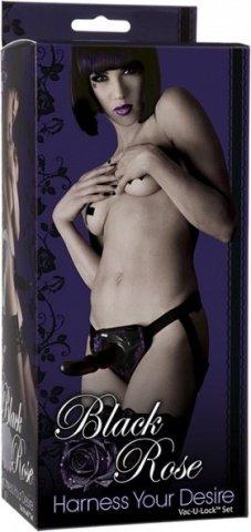 Страпон универсальный Harness Your Desire 14 см, фото 4