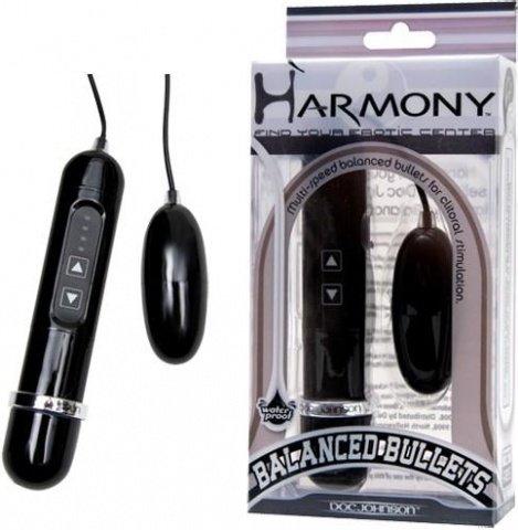Стимулятор harmony yin черный, фото 2