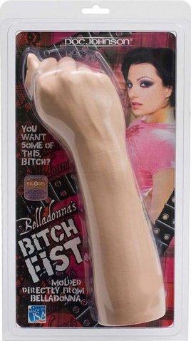 Кулак красотки Беладонны порно звезды Bitch Fist 28 см, фото 5