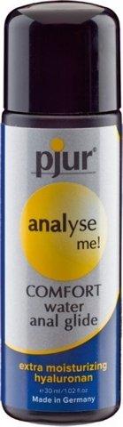 �������� ����. Pjur @analyse me! Comfort Water 30 ��