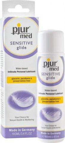��������� ��� �������������� ���� Sensitive glide 100 ml