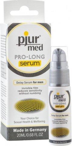 Концентрированная пролонгирующая сыворотка Pro-long Serum 20 ml