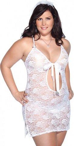 Свадебное секси-платье, фото 2