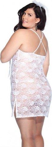 Свадебное секси-платье, фото 3
