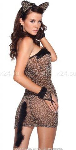 Сексуальное платье тигрицы, фото 2