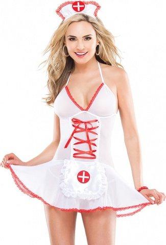 Соблазнительный бэби-долл медсестры, фото 2