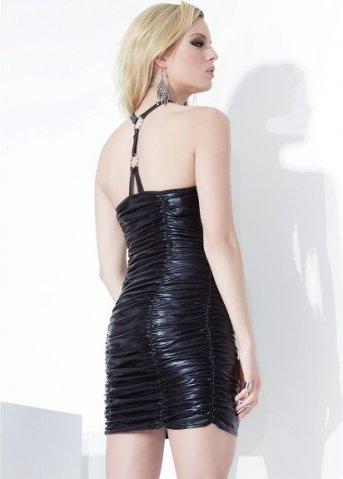 Платье черное с блеском, фото 3