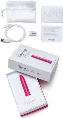 We-vibe tango pink вибромассажер usb rechargeable розовый 9 см, фото 4