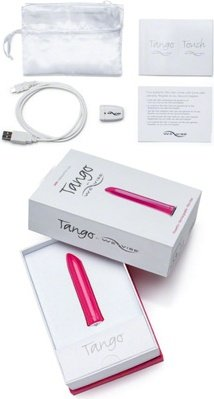 We-vibe tango pink ������������� usb rechargeable ������� 9 ��, ���� 4