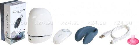 Дистанционный вибромассажер для пар We-Vibe 4 Plus (10 режимов), фото 6