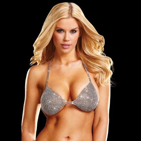 ����������� �� ���������� all rhinestone bra