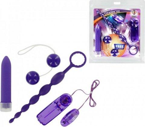 Эронабор из 4 предметов violet bliss
