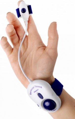 Вибратор на руку для массажа Ravish Me Sensa Touch, фото 2