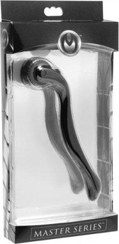 Девятирядное колесо вартенберга с пластиковой рукоятью prick, фото 3