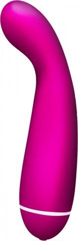 Вибратор для точки G - Jimmyjane - Intro 6, цвет Розовый, размер 17 17 см