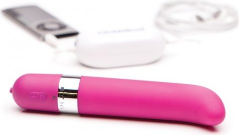 Вибратор OhMiBod Freestyle G-Sport розовый