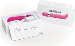 Вибратор OhMiBod Freestyle G-Sport розовый, фото 5