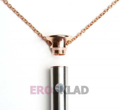 Стильный вибратор для клитора Crave Vesper, цвет Серебряный, фото 4