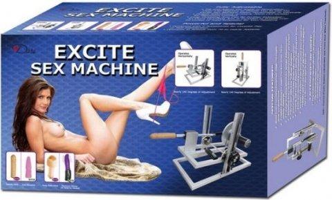 Секс-машина excite, фото 4