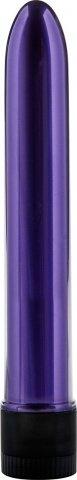 Вибратор Retro Ultra Slimline Vibrator, 17 см, цвет Фиолетовый